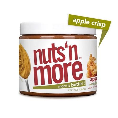 Nuts n More Apple Crisp - 16 Oz