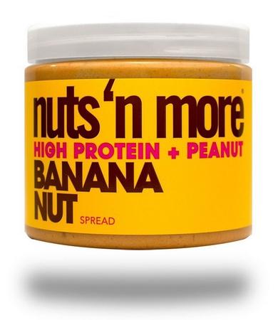 Nuts n More Banana Nut - 16 Oz