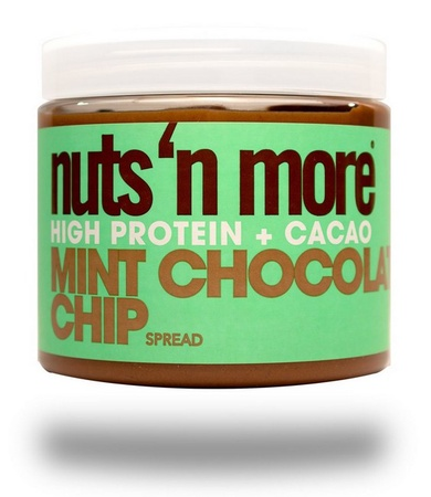 Nuts n More Mint Chocolate Chip - 16 Oz