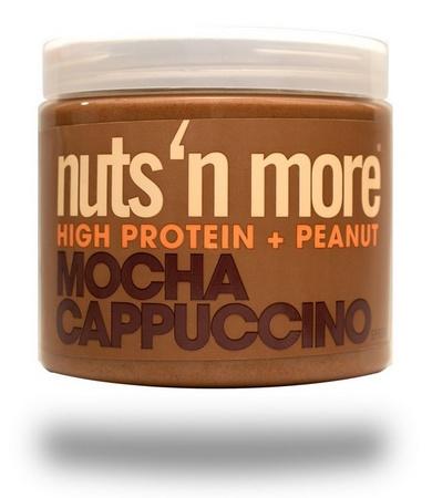 Nuts n More Mocha Cappuccino - 16 Oz