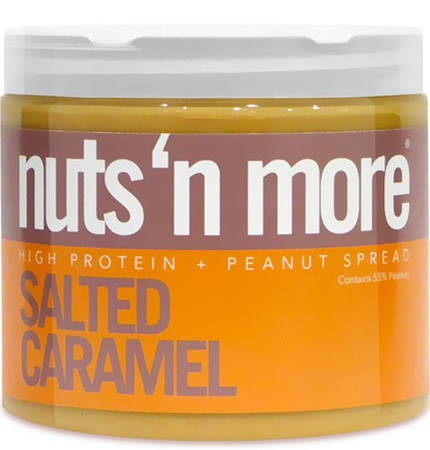 Nuts n More Salted Caramel - 16 Oz