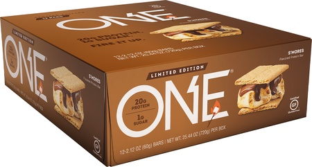 ONE Bar S'Mores - 12 Bars