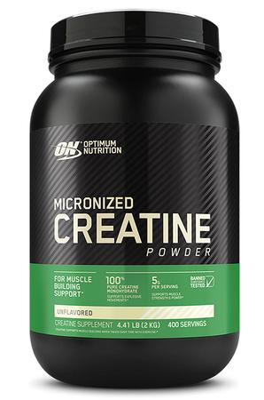 Optimum Nutrition Creatine Micronized - 2000 Grams (400 Servings)