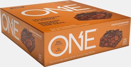 ONE Bar Chocolate Brownie - 12 Bars