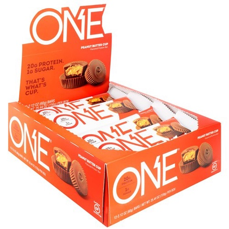 ONE Bar Peanut Butter Cup - 12 Bars