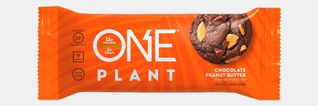 ONE Plant Bar Chocolate Peanut Butter - 12 Bars  *Best by 11/20