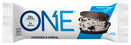 ONE Bar Cookies & Cream - 12 Bars