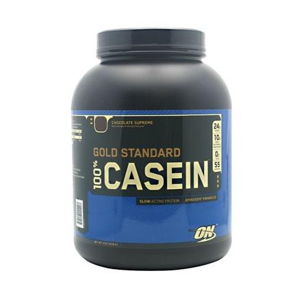 Optimum Nutrition 100% Casein Chocolate - 4 Lb