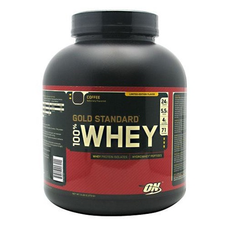 Optimum Nutrition 100% Whey Gold Standard Coffee - 5 Lb