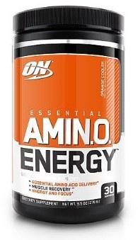 Optimum Nutrition Amino Energy  Peach Lemonade - 30 Servings
