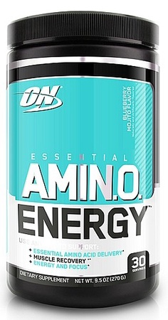 Optimum Nutrition Amino Energy  Blueberry Mojito - 30 Servings
