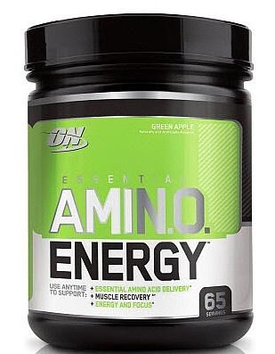 Optimum Nutrition Amino Energy  Green Apple - 65 Servings