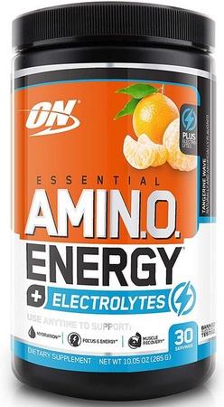 Optimum Nutrition Amino Energy + Electrolytes Tangerine Wave - 30 Servings
