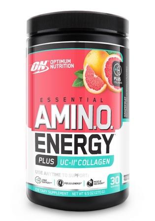 Optimum Nutrition Amino Energy Plus UC-II Collagen Grapefruit - 30 Servings
