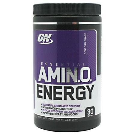 Optimum Nutrition Amino Energy  Grape - 30 Servings