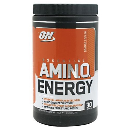 Optimum Nutrition Amino Energy  Orange Cooler - 30 Servings