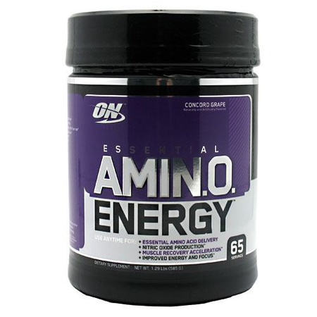 Optimum Nutrition Amino Energy  Grape - 65 Servings