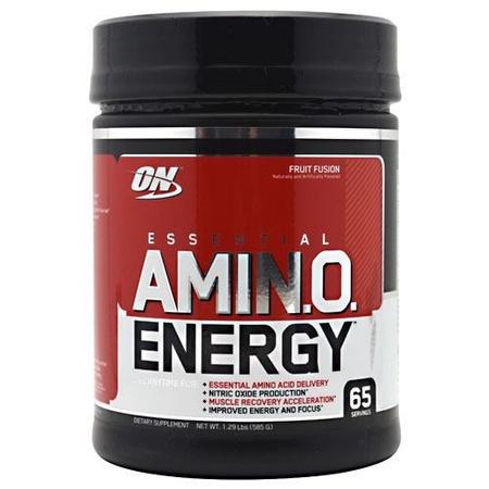 Optimum Nutrition Amino Energy  Fruit - 65 Servings