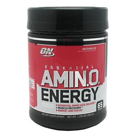 Optimum Nutrition Amino Energy  Watermelon - 65 Servings