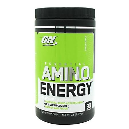 Optimum Nutrition Amino Energy  Green Apple - 30 Servings