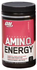 Optimum Nutrition Amino Energy  Strawberry Lime - 30 Servings