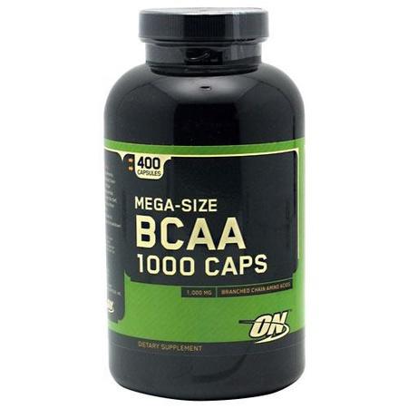 Optimum Nutrition Bcaa 1000 - 400 Cap