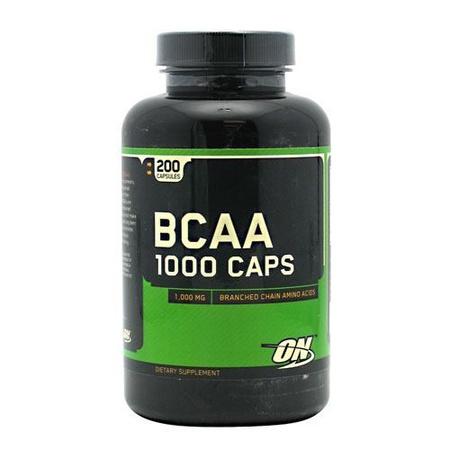 Optimum Nutrition Bcaa 1000 - 200 Cap