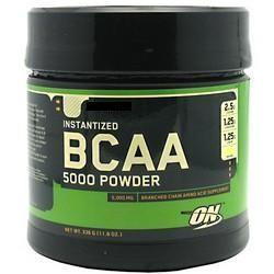 Optimum Nutrition Bcaa 5000 Powder Instantized Fruit Punch - 40 Servings