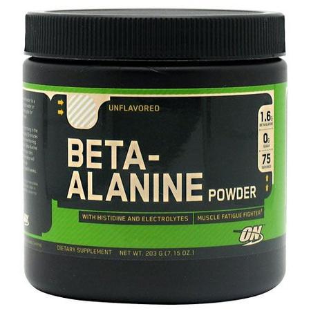 Optimum Nutrition Beta Alanine Powder Unflavored - 75 Servings