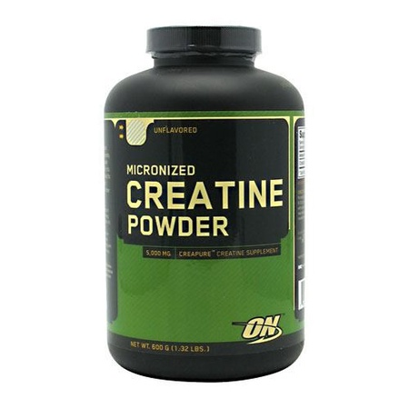 Optimum Nutrition Creatine Micronized - 600 Grams