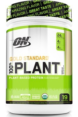 Optimum Nutrition Gold Standard 100% Plant Protein Chocolate - 19 Servings
