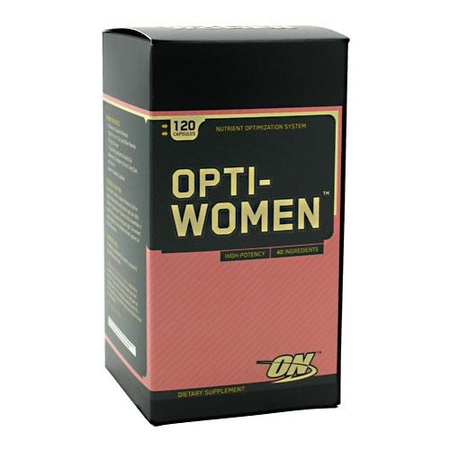 Optimum Nutrition Opti-Women MultiVitamin - 120 Capsules