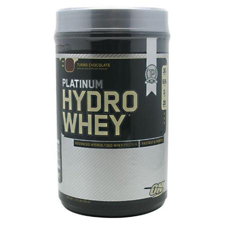 Optimum Nutrition Platinum Hydro Whey Protein Chocolate - 1.75 Lb