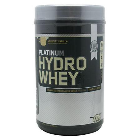 Optimum Nutrition Platinum Hydro Whey Protein Vanilla - 1.75 Lb