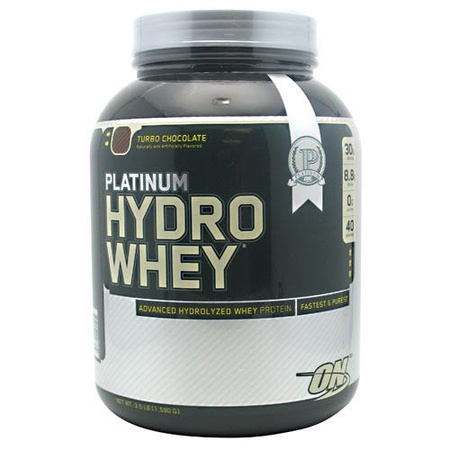 Optimum Nutrition Platinum Hydro Whey Protein Chocolate - 3.5 Lb