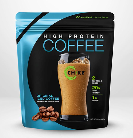 Chike Nutrition High Protein Coffee  Original Iced Coffee - 14 Servings