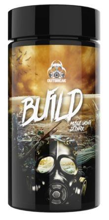 Outbreak Nutrition BUILD - 100 Cap