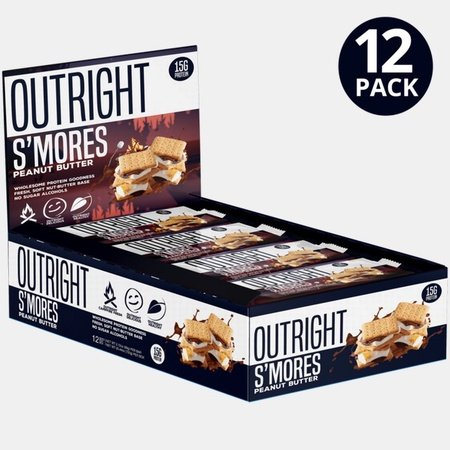 Outright Bar S'mores Peanut Butter - 12 Bars *SALE