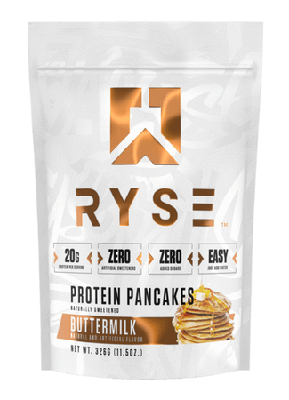 Ryse Protein Pancakes  Buttermilk - 6 Servings