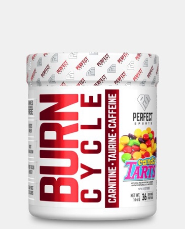 Perfect Sports BURN Cycle Candy Tarts - 36 Servings