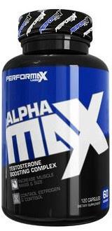 Performax Labs AlphaMax - 120 Cap