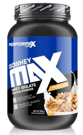 Performax Labs IsoWhey Max Cinnamon Crunch - 2 Lb