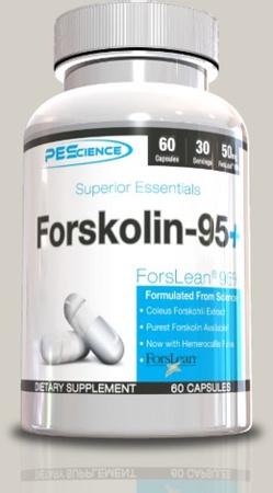 PES Forskolin-95+  60 Cap