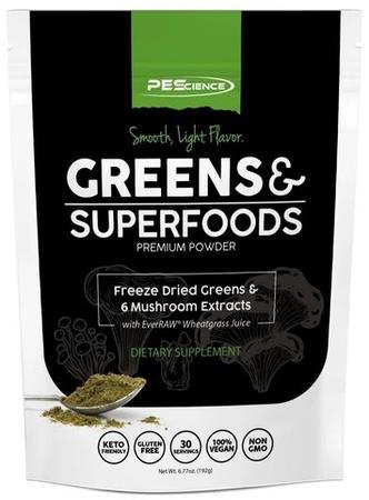PES Greens & Superfoods - 30 Servings