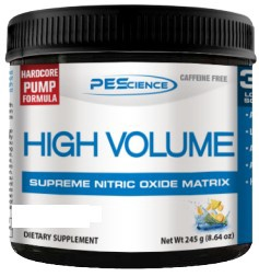 PES High Volume Blue Frost - 18 Servings
