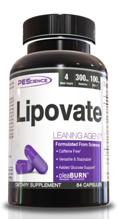 PES Lipovate (upgraded SHIFT) - 84 Cap