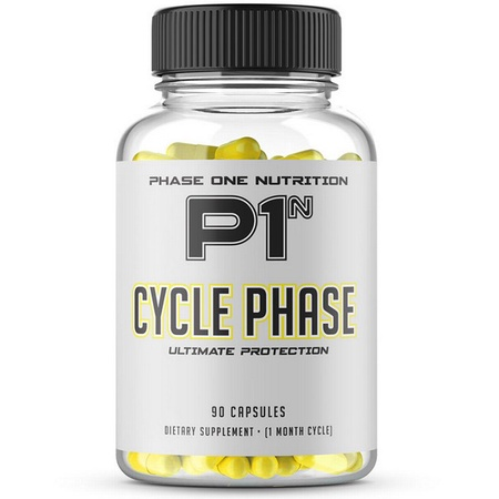 Phase One Nutrition Cyclephase - 90 Capsules