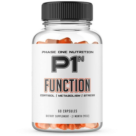 Phase One Nutrition Function - 60 Capsules