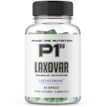 Phase One Nutrition Laxovar - 60 Capsules