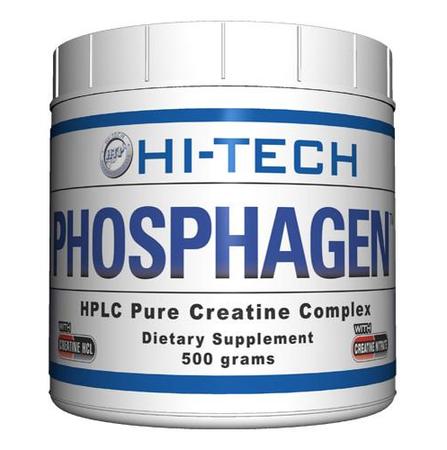 Hi-Tech Pharmaceuticals Phosphagen  Creatine Complex - 500 Grams